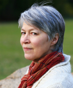 Nancy Peacock, author